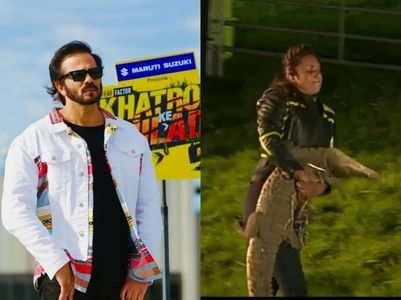 KKK11: Rohit Shetty sees Divyanka in finale
