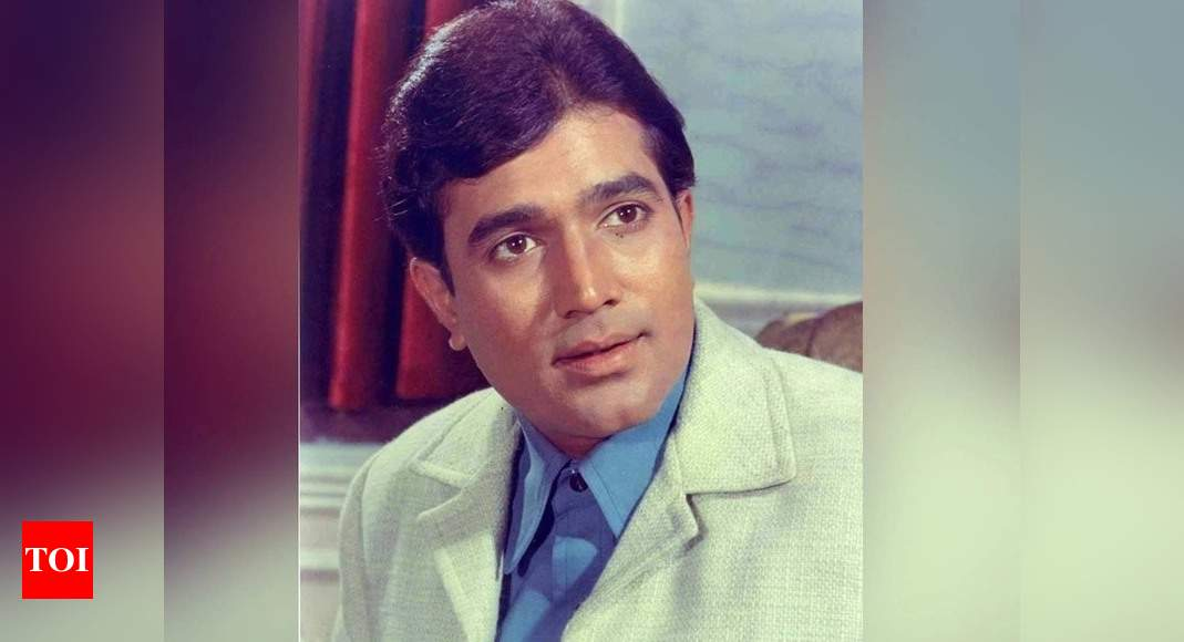 Rajesh Khanna lived king size till the end, reveals his close friend – Exclusive! – Times of India