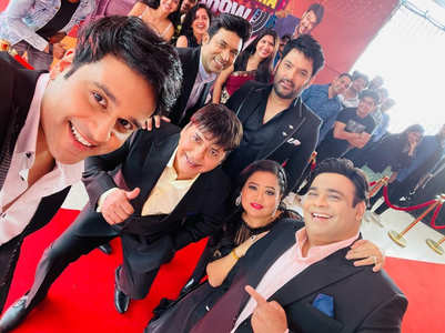 TKSS: Kapil resumes shoot with old troupe