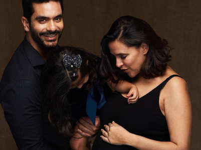 Neha expects 2nd child; flaunts her bump
