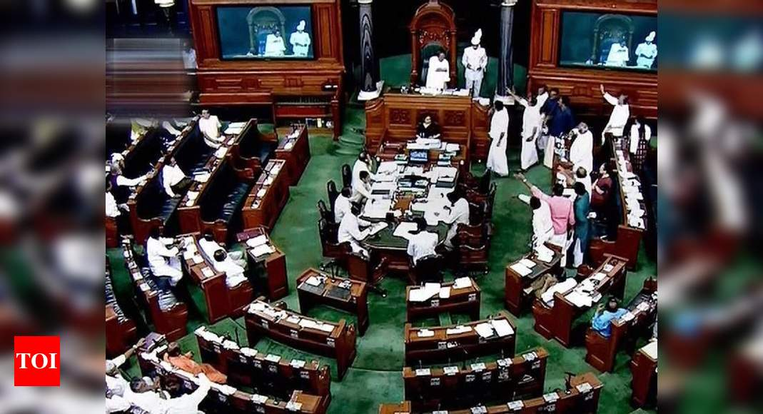Ask sharpest of questions in Parliament, but allow govt to respond: PM to MPs, parties | India News – Times of India