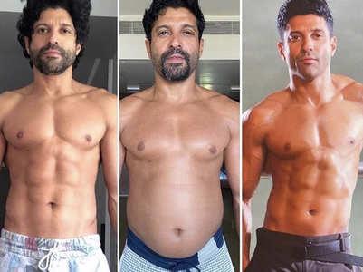 Farhan Akhtar gained 15 kilos for 'Toofaan'