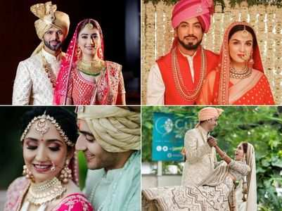 TV celebs who recently got hitched