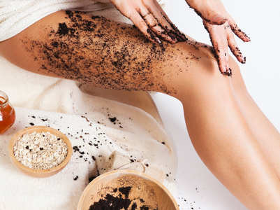 Unknown benefits of coffee in skincare