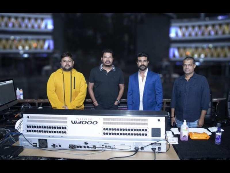 Thaman S reunites with Boys director Shankar for Ram Charan starrer #RC15