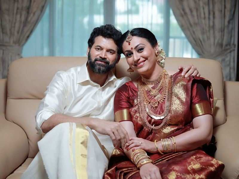 Meera Nair on shooting for wedding sequence in 'Manampole Mangalyam': Got to enjoy without undergoing the tension of a real bride