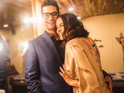 Neha Dhupia, Angad Bedi's romantic love story