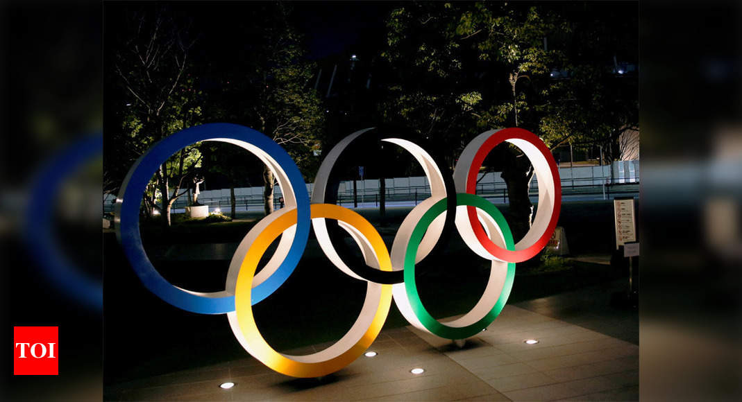 Tokyo Olympics: USA female gymnast tests Covid positive   Tokyo Olympics News – Times of India