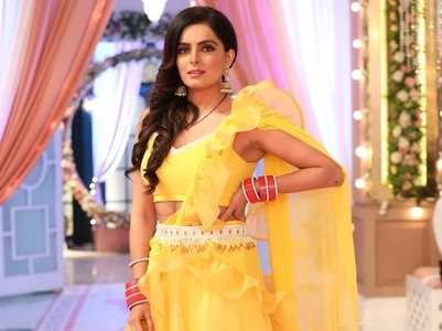 Ruhi Chaturvedi on playing negative role