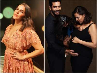 Exclusive! Neha Dhupia on her 2nd pregnancy