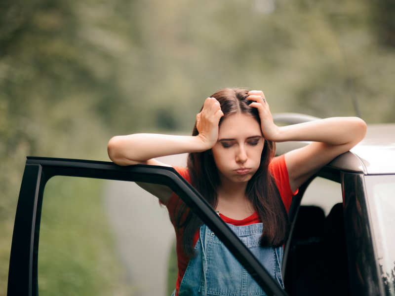 Motion sickness: The right position to sit and ways you can control it