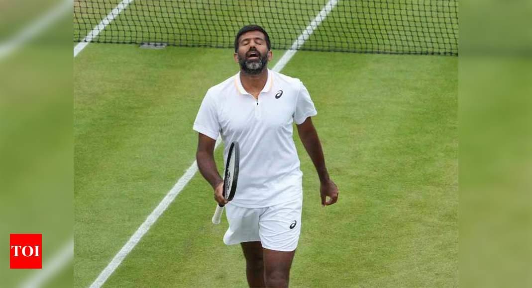 Bopanna, AITA in spat over Tokyo Olympics 'non-entry'   Tennis News – Times of India