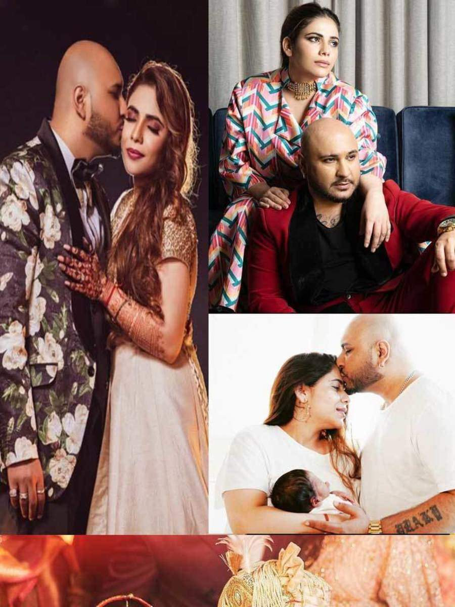 10 pictures of B Praak and Meera Bachan that are pure couple goals