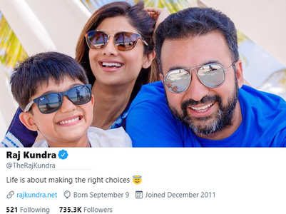 Raj Kundra gets trolled for Twitter bio