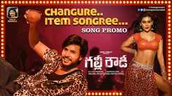 Gully Rowdy | Song Promo - Changure Item Songree