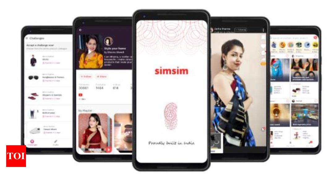 Youtube Simsim:  Google's YouTube buys two-year-old Indian startup Simsim – Times of India
