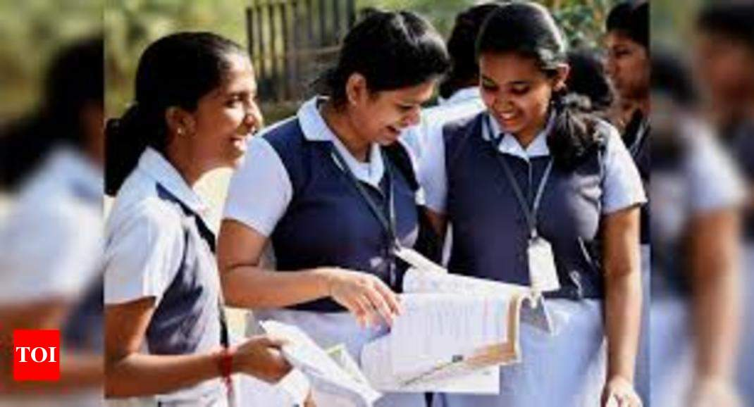 100 per cent pass percentage in WB Board Class 10 examination – Times of India ►