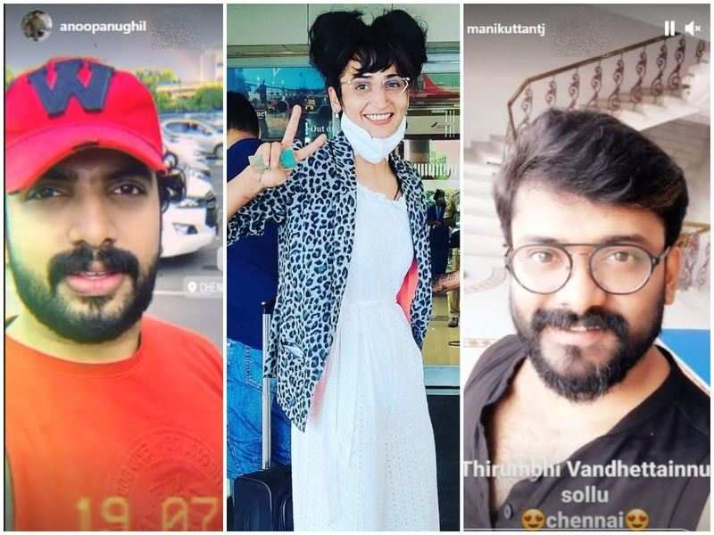 Bigg Boss Malayalam 3 gears up for finale; contestants reach Chennai