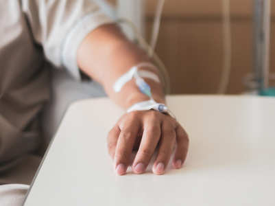 Psychiatric patients at increased risk of COVID-19 hospitalisation