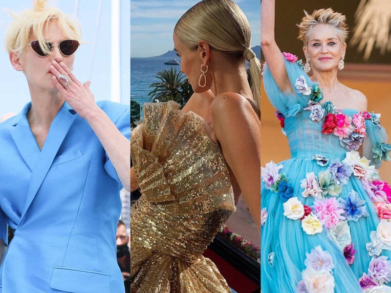 A fashion feast for the eyes- The 74th Cannes Film Festival