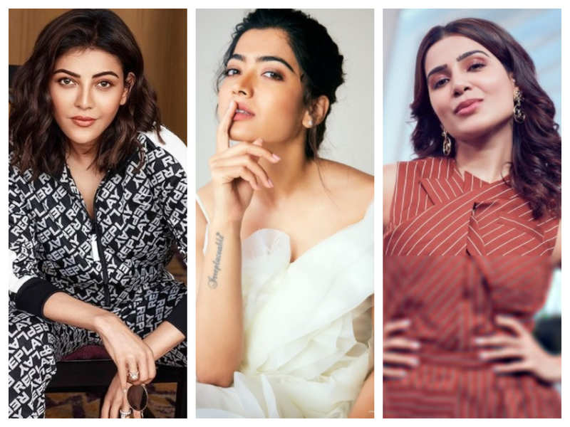 Rashmika Mandanna beats Kajal Aggarwal, Samantha Akkineni and Vijay Deverakonda on Instagram