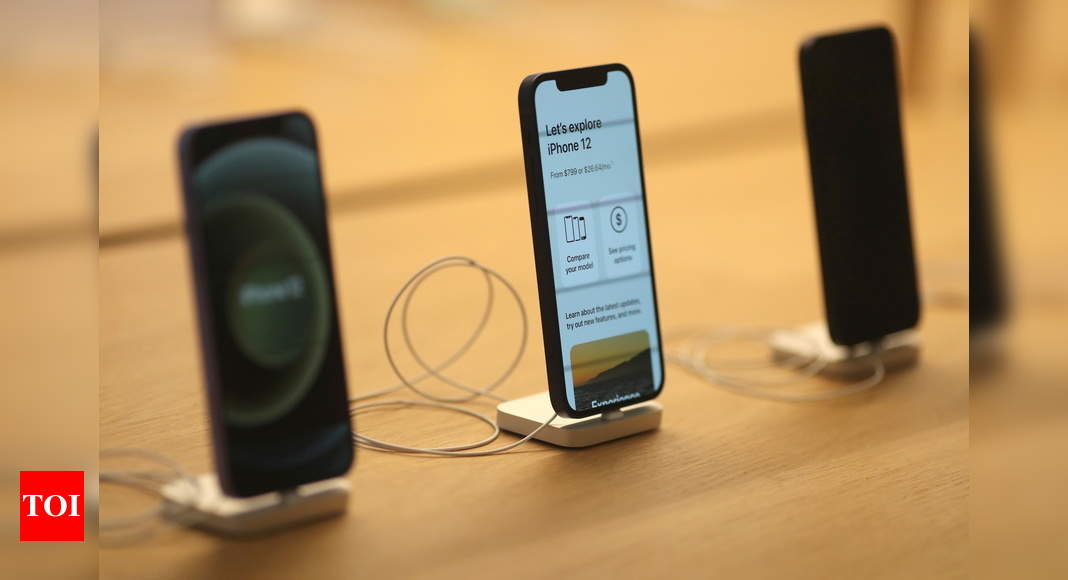 How to disinfect your iPhone: Apple tells users not to use this cleaner – Times of India