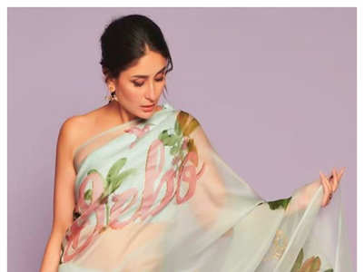 Divas who flaunted organza saree in style