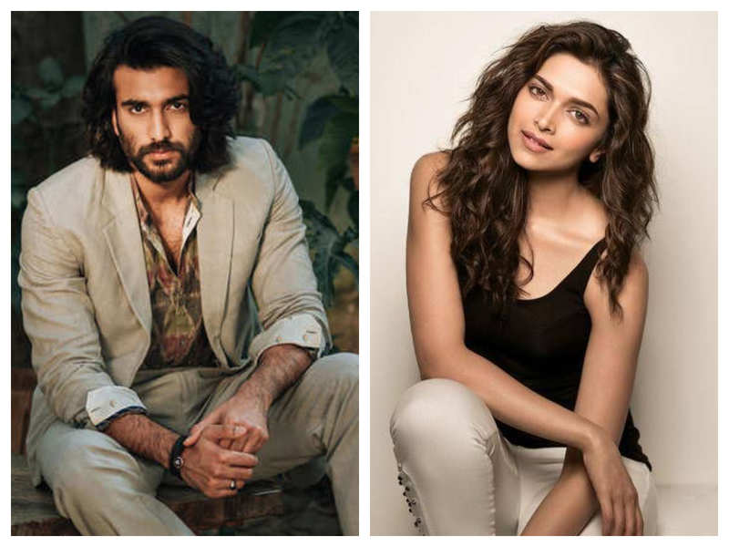 Meezaan picks Deepika Padukone when asked which older actress he would like to star opposite on screen