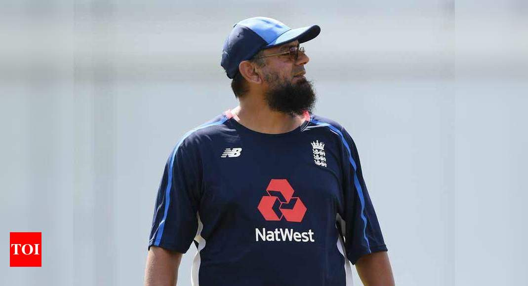 Saqlain Mushtaq wants ICC to review 15-degree elbow rule for bowlers | Cricket News – Times of India