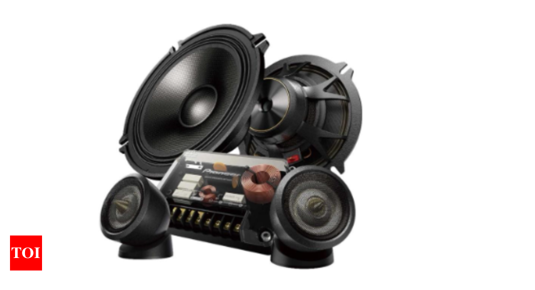 Pioneer announces 2021 lineup of Hi-Res Special Edition car component speaker, price starts at Rs 9,990 – Times of India