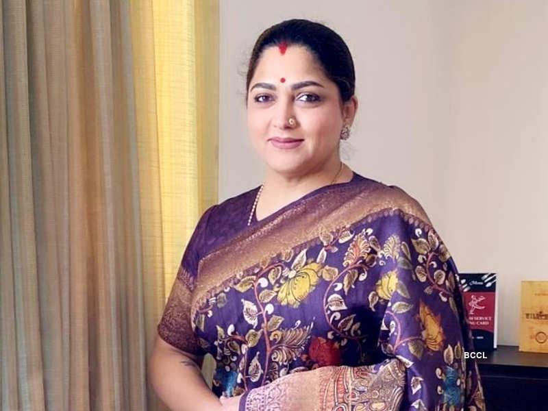 Actress-politician Khushboo Sundar's Twitter account hacked (Photo - Instagram)