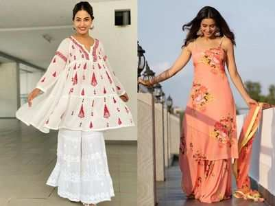 Style like these TV divas for Eid