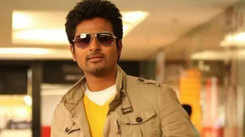 Sivakarthikeyan shaves off his beard for 'Don'