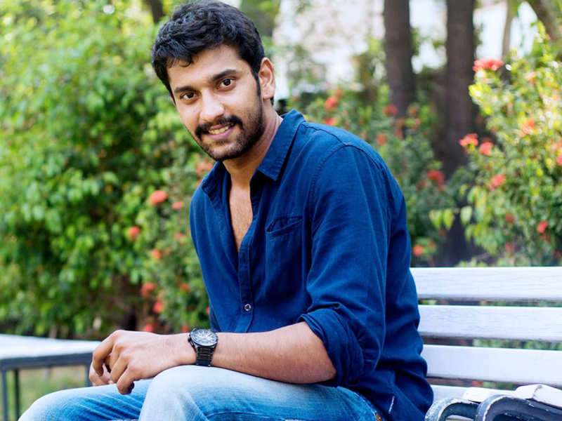 Arulnithi plays an investigating officer in this mystery thriller