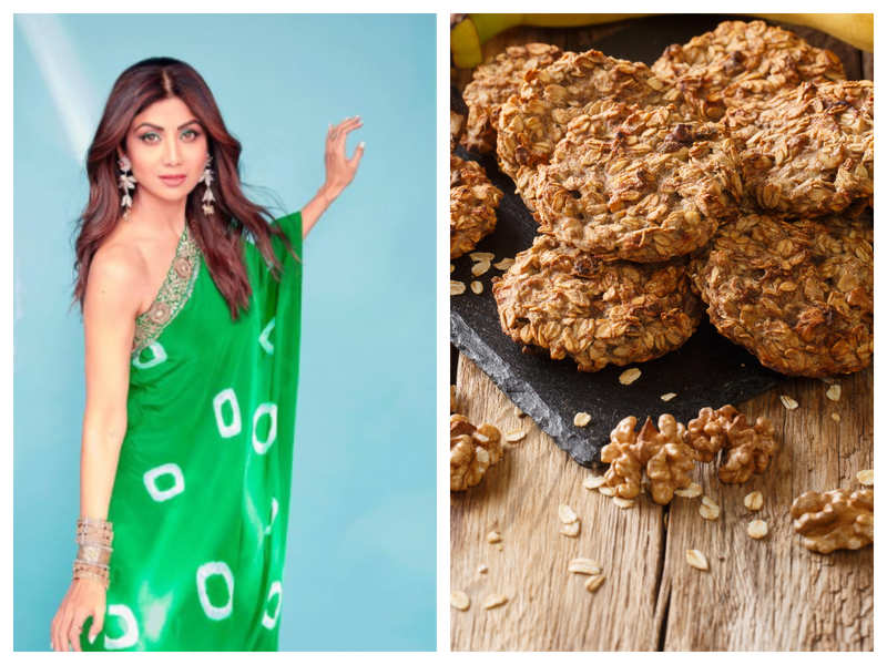 Watch: Shilpa Shetty's Vegan Oatmeal Cookies are delicious and nutritious