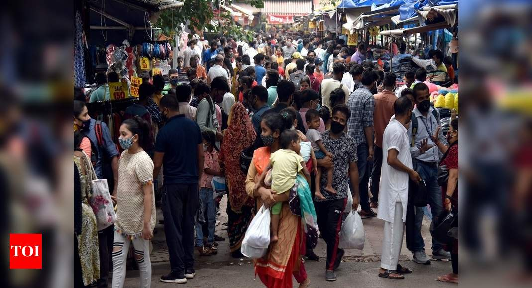 68% of Indians have Covid-19 antibodies, 1/3rd vulnerable   India News – Times of India