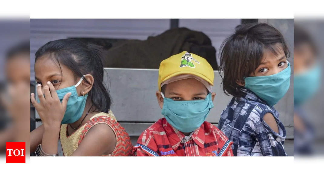 1,19,000 Indian children lost caregivers to Covid during first 14 months of pandemic: Report   India News – Times of India