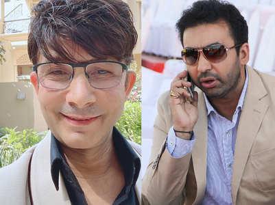 Kamaal R Khan lashes out at Raj Kundra
