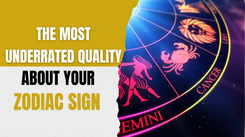 The most underrated quality about your zodiac sign