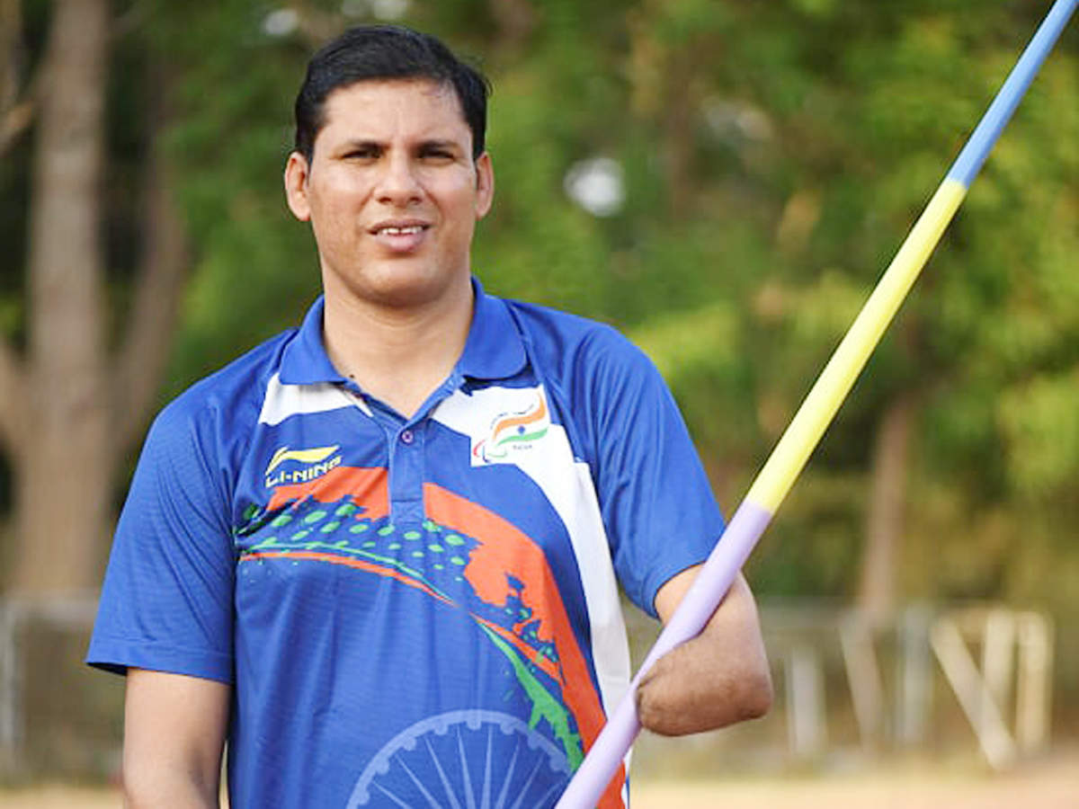 Devendra Jhajharia: Cycle tyre tubes, LPG cylinders: How two-time  Paralympic gold medallist Devendra Jhajharia prepared for Tokyo Games |  Tokyo Olympics News - Times of India