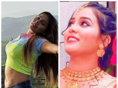 Bhojpuri actress Zoya Khan's interesting pics