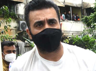 A timeline of Raj Kundra's arrest