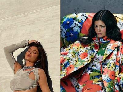 Kylie Jenner redefines monochrome fashion
