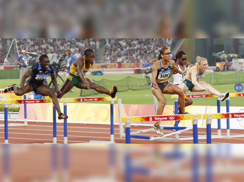 Olympian Lolo Jones examines life's hurdles in new book