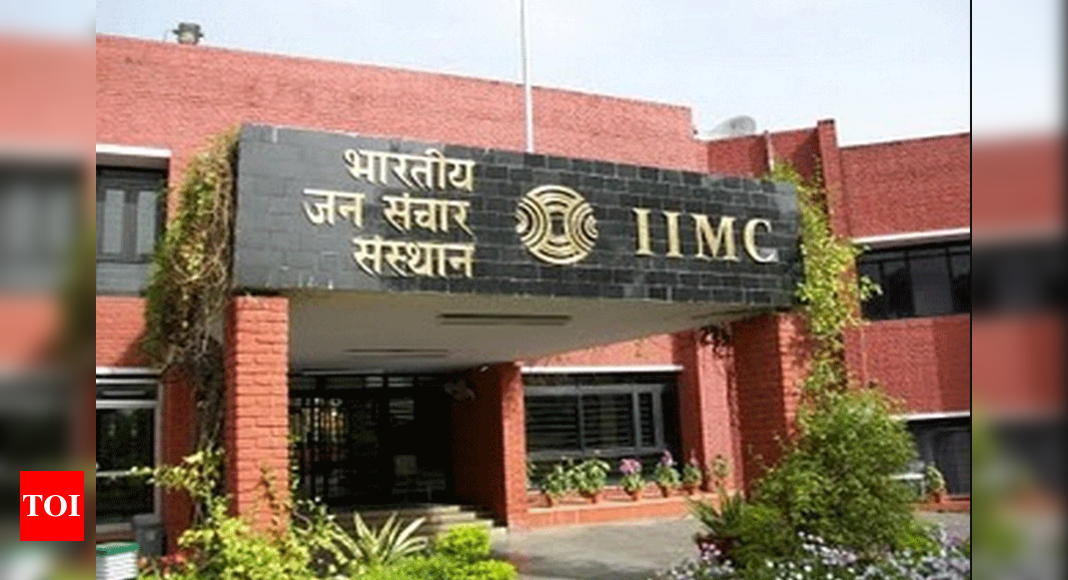 IIMC entrance exam will be held on August 29, registration begins at iimc.nta.ac.in – Times of India