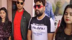 Music director Ashish Verma graces muhurat of Bhojpuri movie 'Net Love'