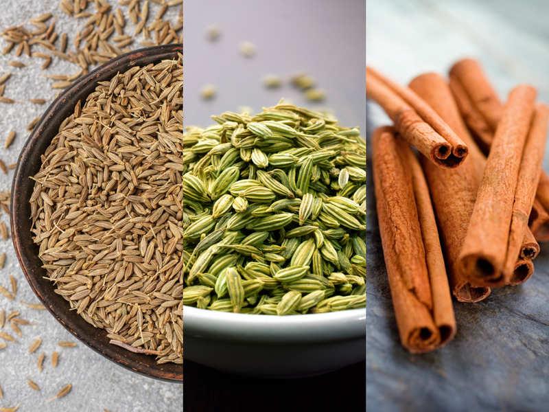 Weight loss: Cumin water vs. fennel water vs. cinnamon water