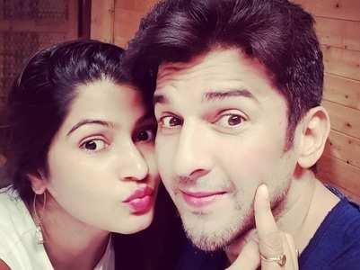 Manish-Sangeita on 1-year of marriage