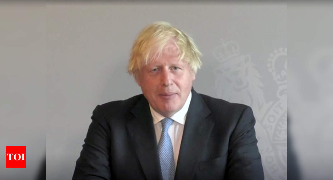 UK PM Boris Johnson asked to apologise to over-80s after ex-aide's Covid claims – Times of India