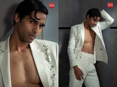 Model Anand Dixit on facing colourism